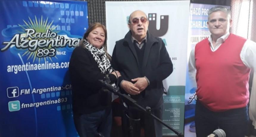 Día de la Radio: Homenaje de Alerta Urbana a las recordadas voces de los medios locales con la visita de Justo Ramón Sotelo.