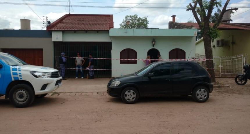 Sáenz Peña: violento homicidio en domicilio del Bº Belgrano