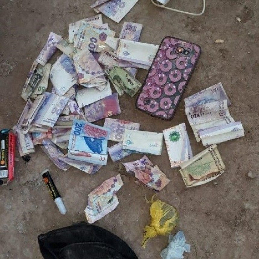 Charata: Incautaron drogas tras allanamiento