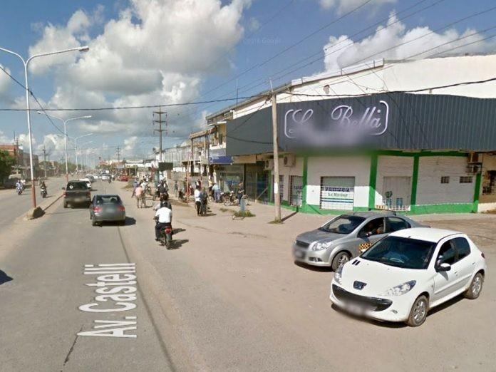 Una joven de 17 años muere en accidente en Av. Castelli y calle 15