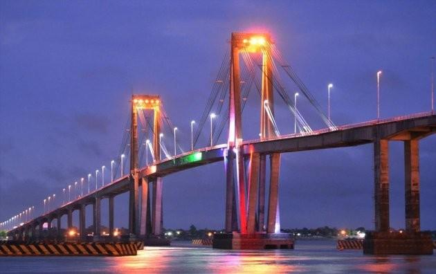 Está presupuestado el segundo puente Chaco – Corrientes entre las próximas obras que encara el gobierno nacional.