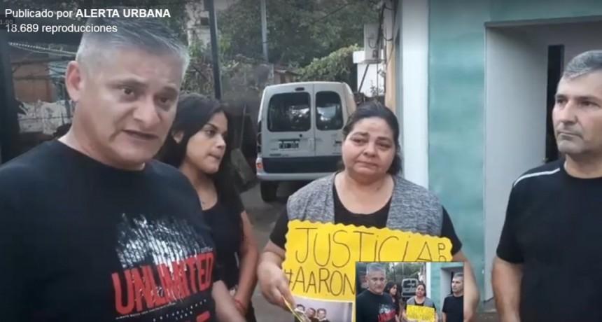 Justicia para Aaron Merino: familiares y amigos marchan éste lunes 21 a las 9.30 hs desde el mástil de la Av. 9 de Julio frente a la Plaza 25 de Mayo hasta fiscalía.