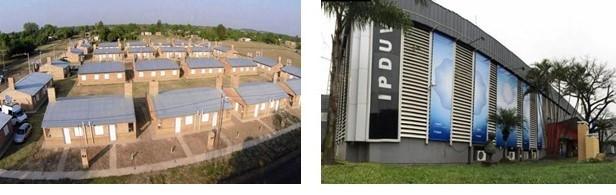 El IPDUV realiza inscripciones para el sorteo de viviendas a entregarse en Los Frentones