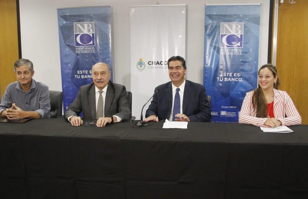Capitanich presentó el Plan de Desendeudamiento Familiar: se reducirán las tasas y extenderán los plazos de los créditos