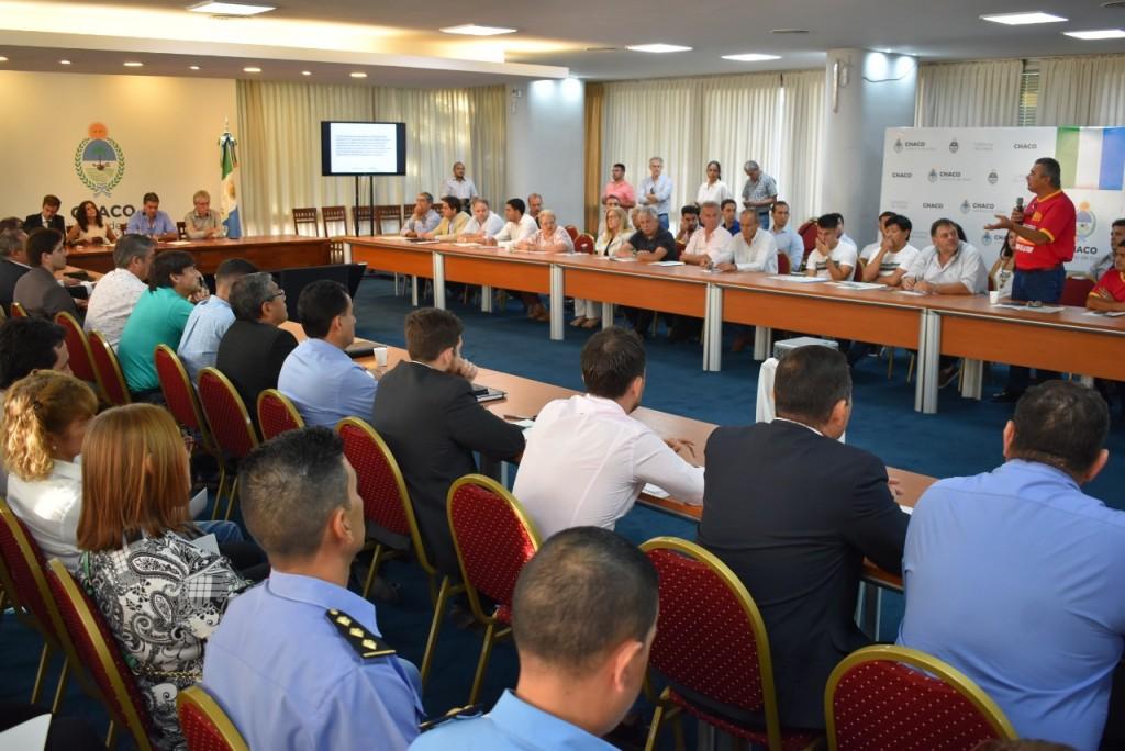 Compromiso firme de Diputados para prevenir siniestros en la reunión del Consejo Provincial de Seguridad Vial