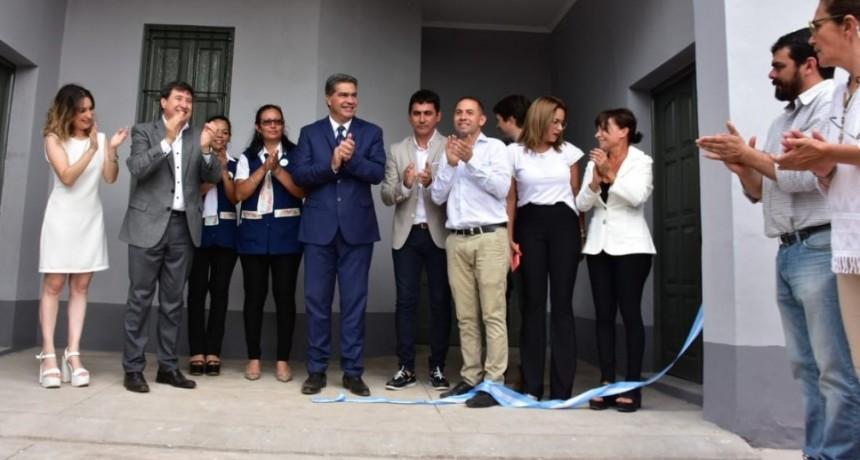 Capitanich y Arroyo inauguraron el CIFF Nº 7
