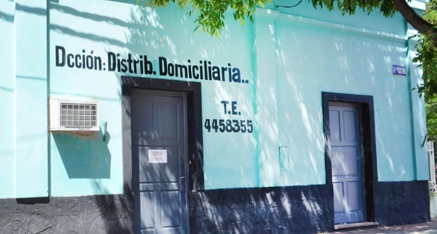 El municipio informa horarios de atención de la Dirección de Distribución y Gestión de Boletas Domiciliarias
