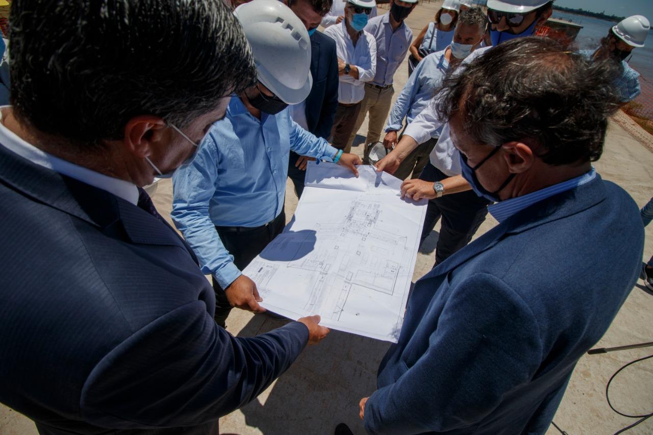 Chaco con mayor inversión en obras del NEA y la segunda en todo el norte argentino