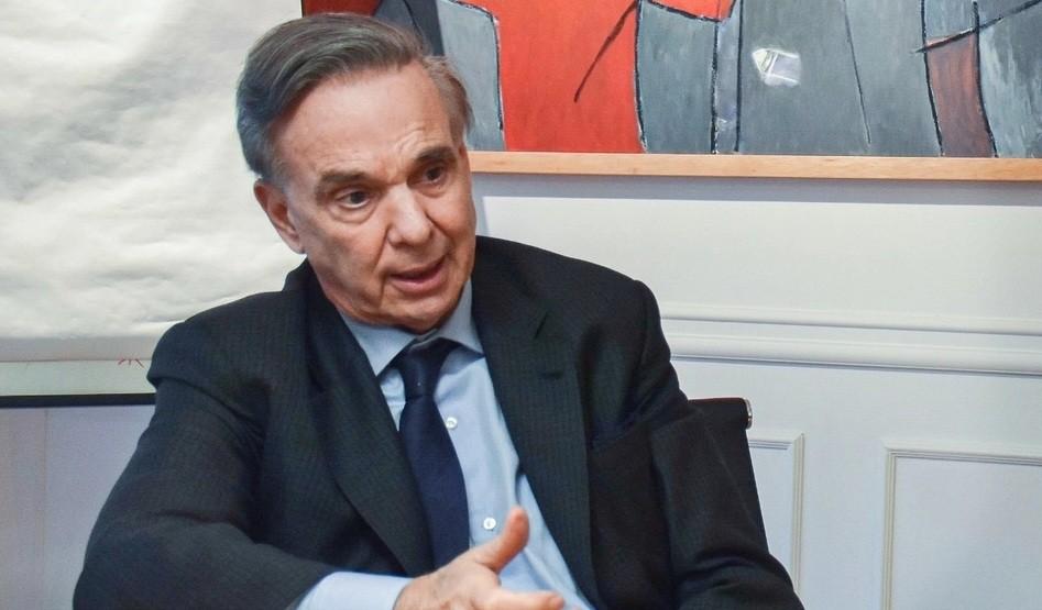 Miguel Ángel Pichetto saltó por Macri: