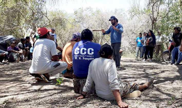 El Impenetrable: Fuerzas provinciales y baqueanos continúan la búsqueda de Hernán Andrada