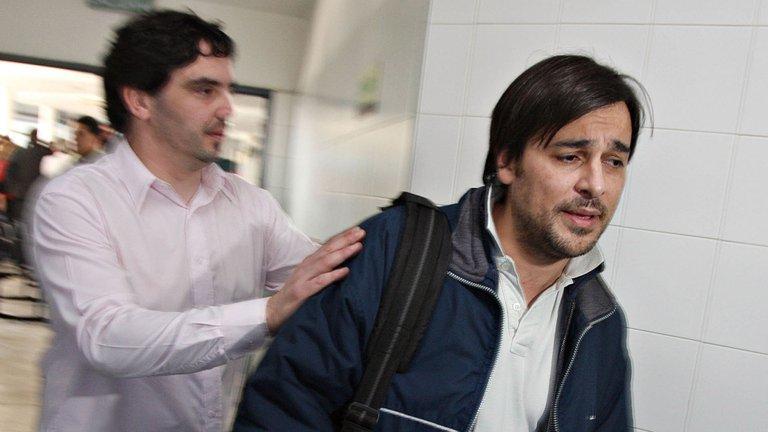 Detuvieron al marido de Carolina Píparo, acusado de tentativa de homicidio
