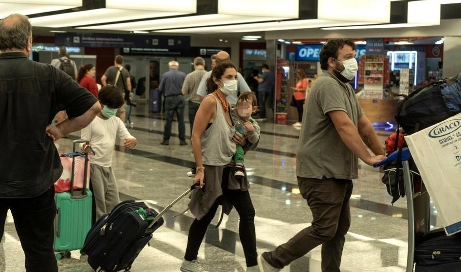 Así será la política migratoria en los aeropuertos desde hoy