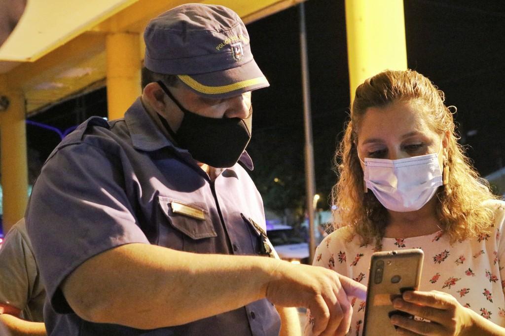 Para desalentar la realización de picadas en Barranqueras, el Municipio sorprendió con un fuerte operativo de control vehicular