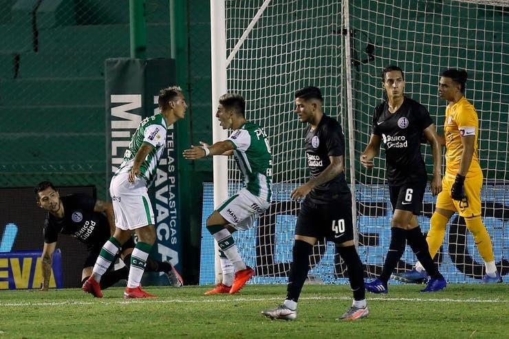 Banfield goleó a San Lorenzo y jugará la final de la Copa Diego Maradona contra Boca