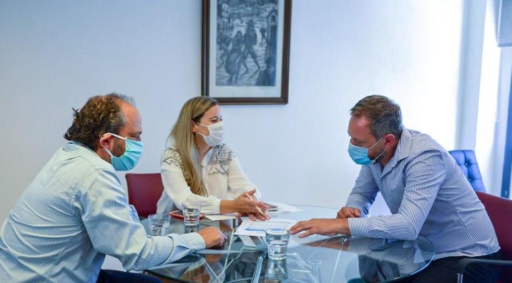 Agenda 2021 en Buenos Aires: la ministra Maia Woelflin realizó importantes gestiones para la Provincia