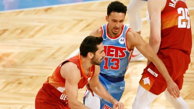 NBA eligió la mejor jugada del día: pase fantástico de Campazzo y Hartenstein hizo temblar el aro