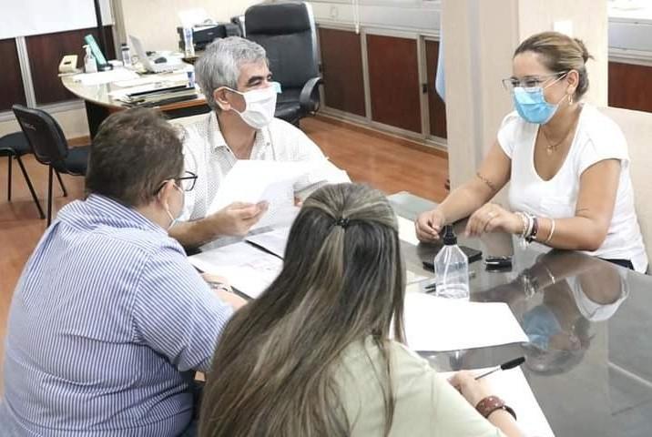 Magda Ayala celebró importante convenio con Vialidad Provincial