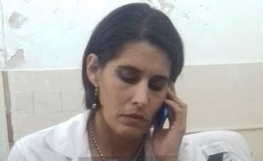 El consulado paraguayo realizó donaciones en el Hospital Perrando