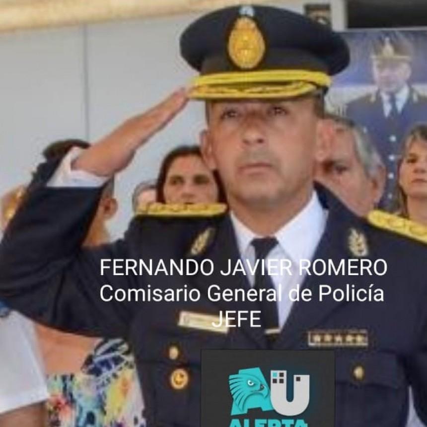 Nuevas autoridades en la cúpula de la Policía del Chaco