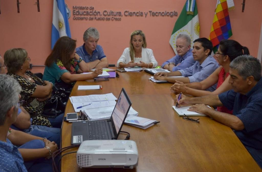 Congreso Pedagógico: avances para conformar la Comisión legislativa de Educación que será parte de los debates