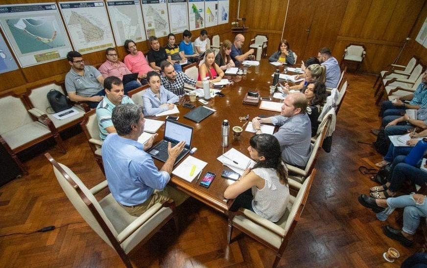 Capitanich encabezó una nueva reunión de gabinete y delineó metas y objetivos a corto y mediano plazo