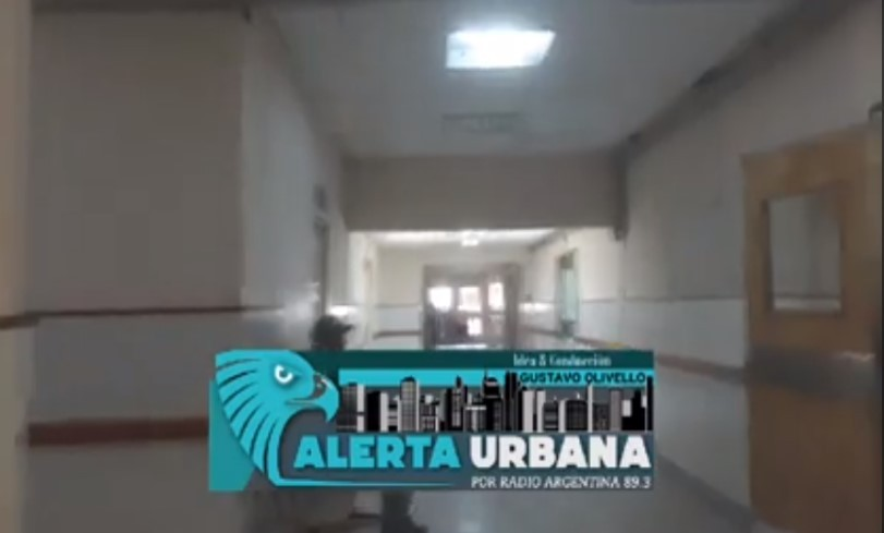 """El Hospital """"Luis Fleitas"""" de Fontana cuenta con una sola ambulancia para toda la localidad."""