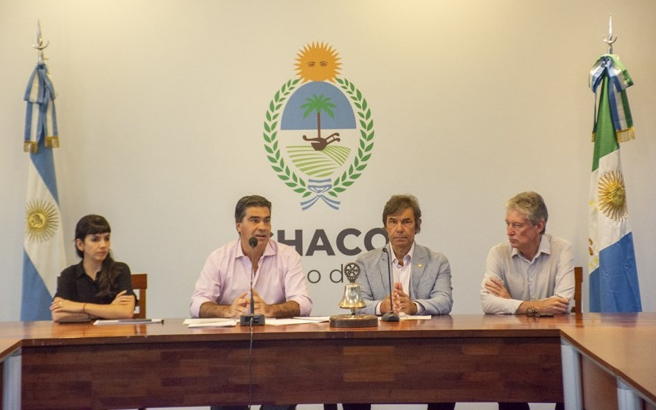 Segundo Puente Chaco-Corrientes: Capitanich pedirá que se incluya en el presupuesto nacional