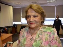 Falleció la Dra. María Luisa Lucas, Presidente del Superior Tribunal de Justicia del Chaco. EL STJ decretó 3 días de duelo y día no laborable el jueves 13
