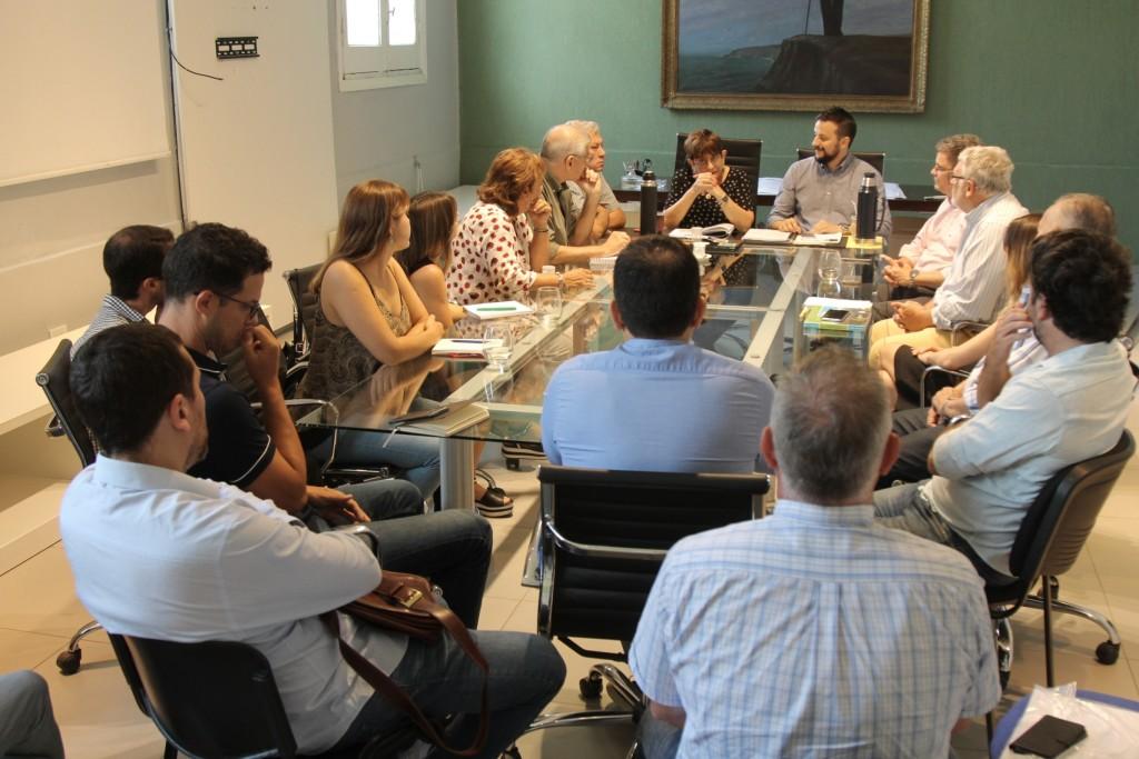El municipio de Resistencia, planifica en conjunto con las facultades de Arquitectura e Ingeniería para mejorar la ciudad