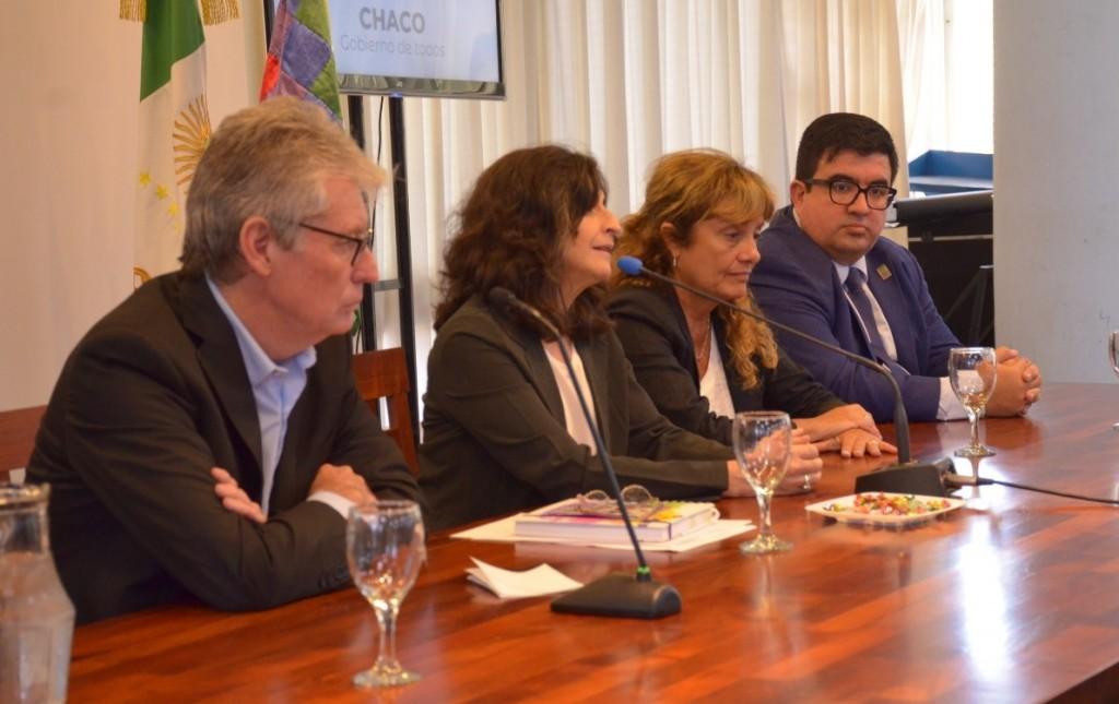 """Sager: """"La aplicación del juicio por jurado indígena posiciona al Chaco como uno de los pioneros en Latinoamérica"""""""
