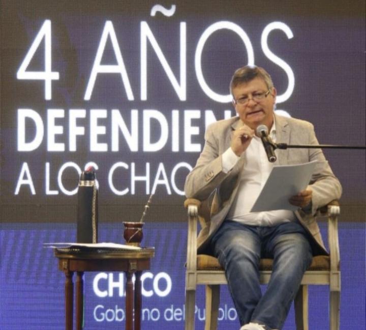 Domingo Peppo, con acuerdo del Senado para ser embajador