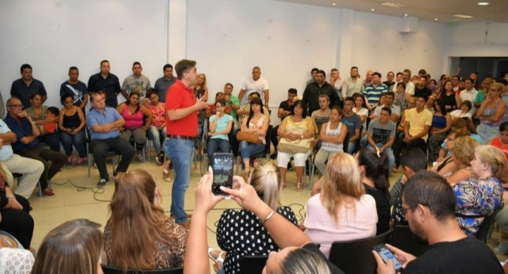 Leandro Zdero busca crear un nuevo espacio dentro de la UCR