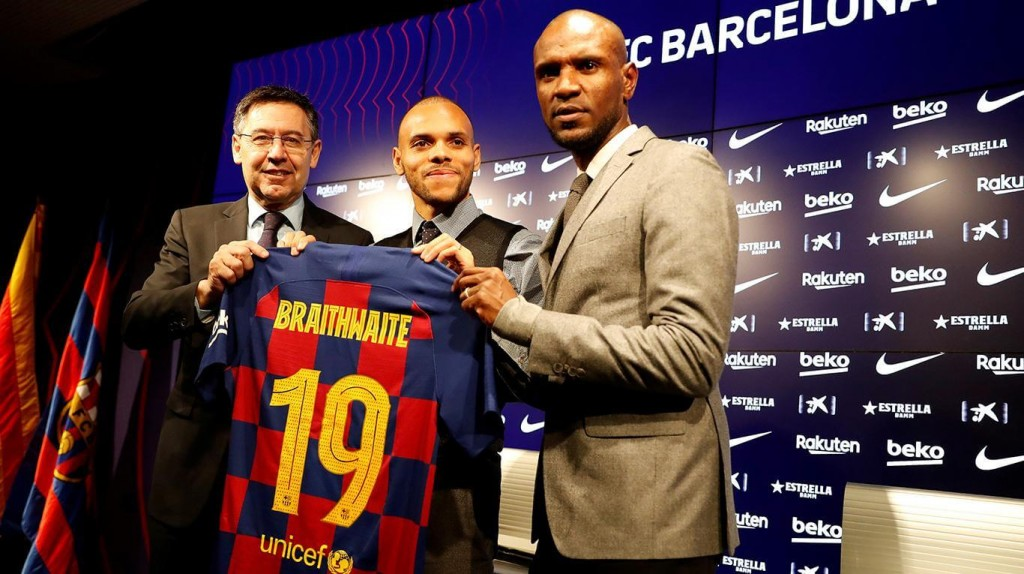 Eric Abidal habló del cruce con Lionel Messi que provocó una grieta en Barcelona