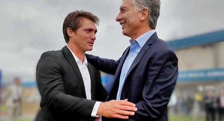 Barros Schelotto también financió el negocio de la familia Macri con los parques eólicos