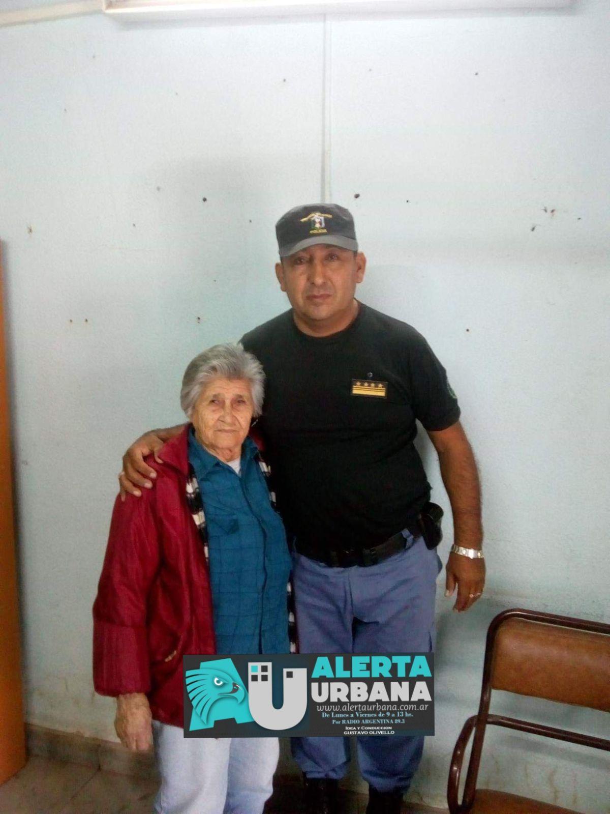 Policía oriundo de Corzuela salvó la vida de una mujer con maniobras RCP