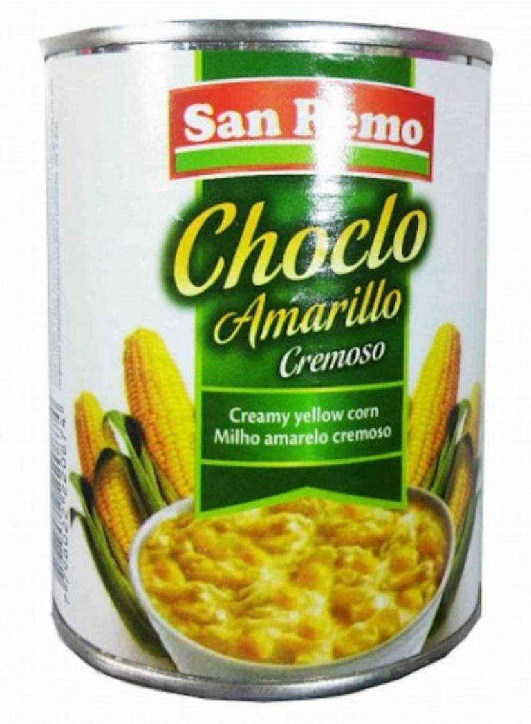 ANMAT retira del mercado una tanda de latas de choclos y prohíben su consumo