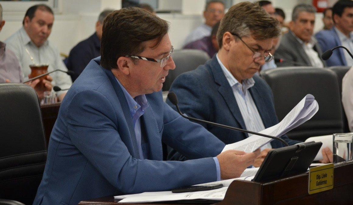 Gutiérrez expondrá las falencias de Secheep en la audiencia pública