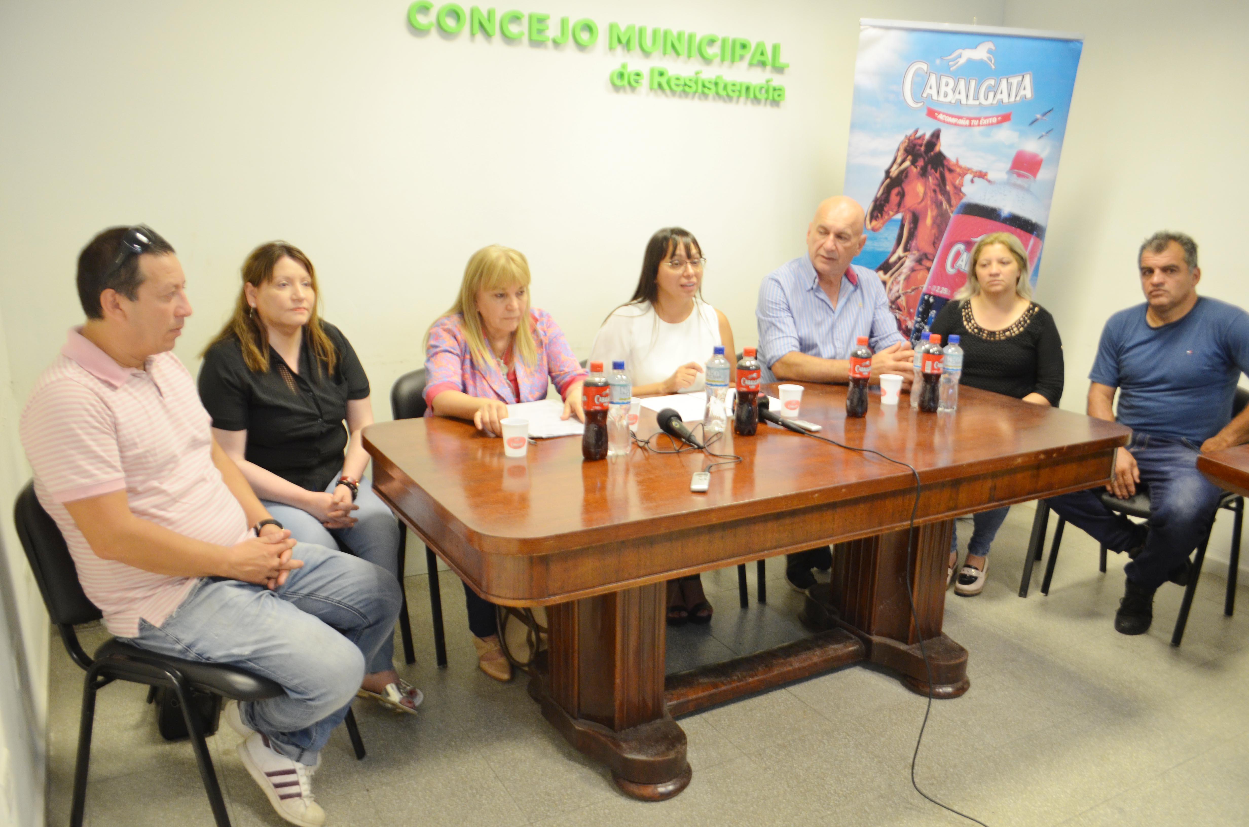 La Municipalidad de Resistencia presentó los Cursos Barriales 2020