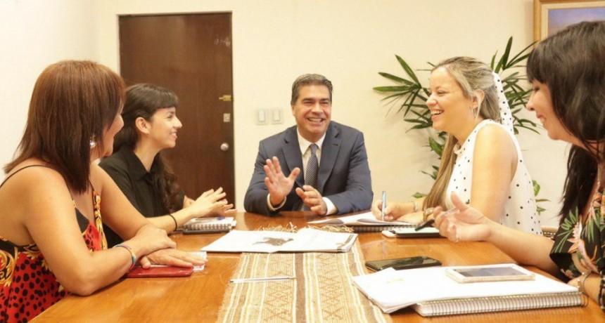 El gobierno garantizará la ejecución del presupuesto provincial desde una perspectiva de géneros