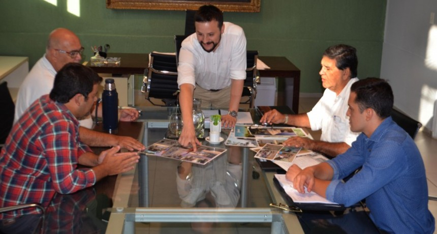 El Municipio de Resistencia y la Fundación Ciudad Limpia articulan proyectos para mejorar la ciudad