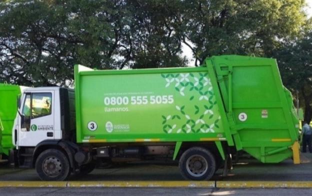 Resistencia: informan los horarios de recolección de residuos en las distintas zonas