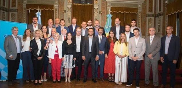 Chaco presidirá la Comisión Nacional de Biocidas