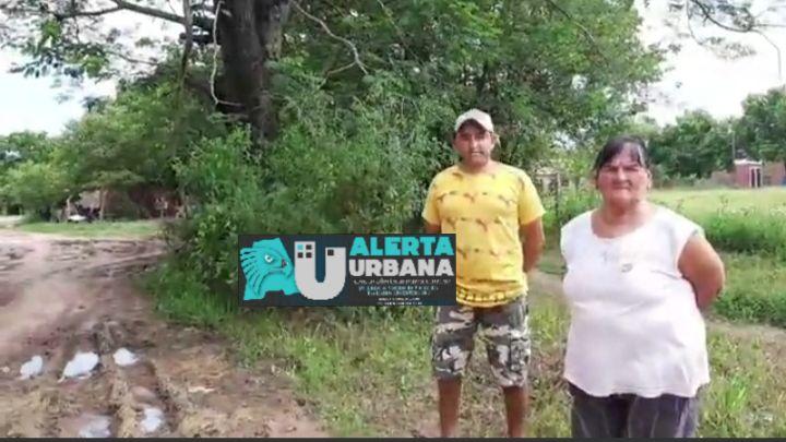 Fontana: vecinos reclaman al municipio el mantenimiento de las calles en Puerto Vicentín