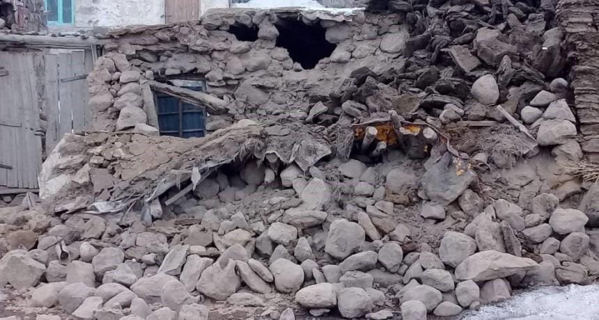 Al menos nueve muertos en el este de Turquía por un terremoto con epicentro en Irán