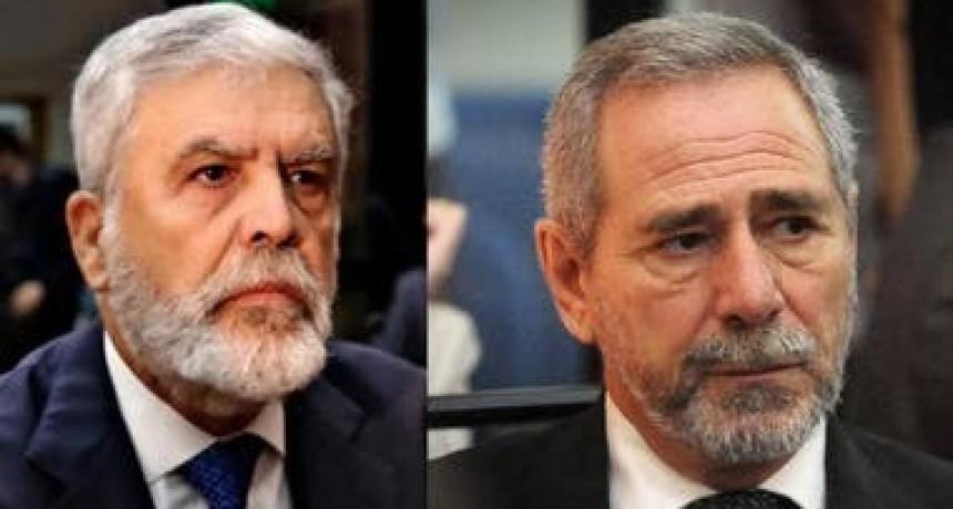 Renunciaron dos miembros del tribunal que juzga a Ricardo Jaime y a Julio De Vido