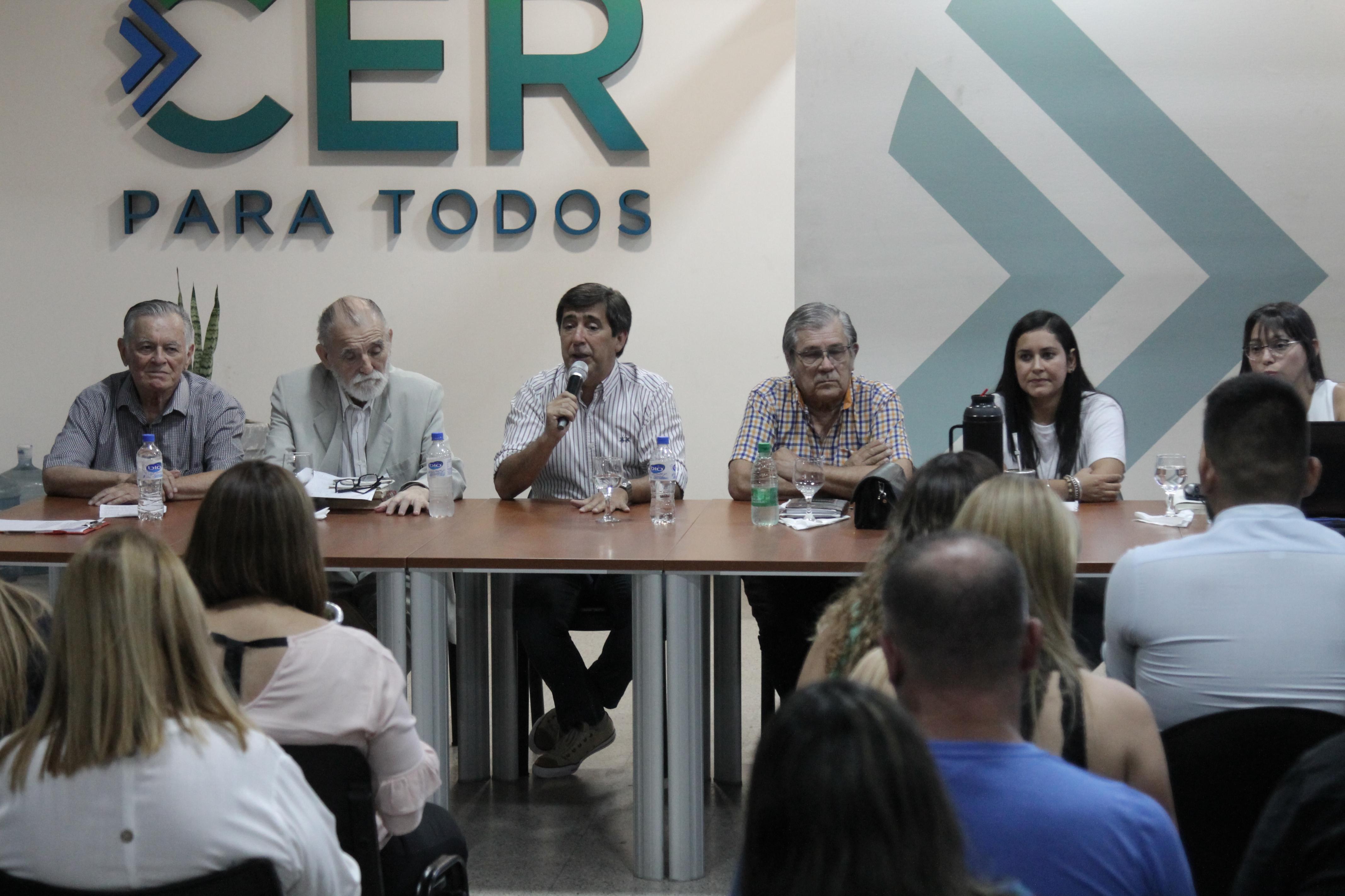 Gustavo Martinez instó a mantener viva la construcción política popular heredada de Perón