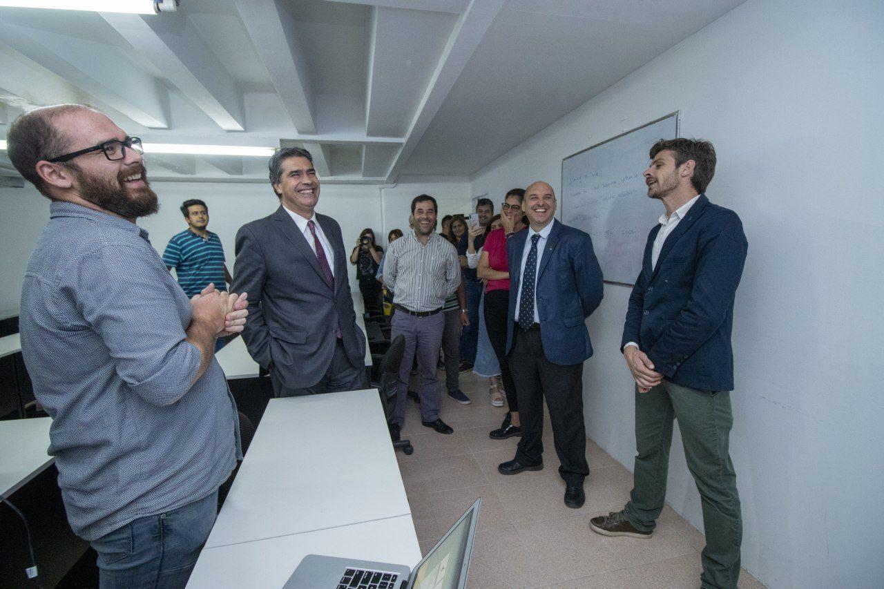 """Capitanich en el informatorio: """"La Educación Digital es una de las bases de la economía del conocimiento"""""""