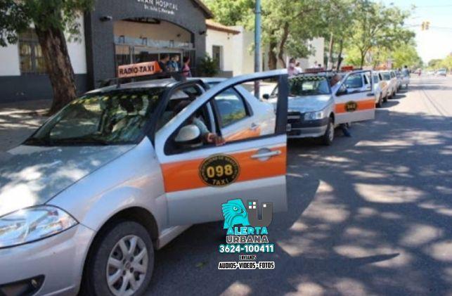 Se redujo la demanda de taxis