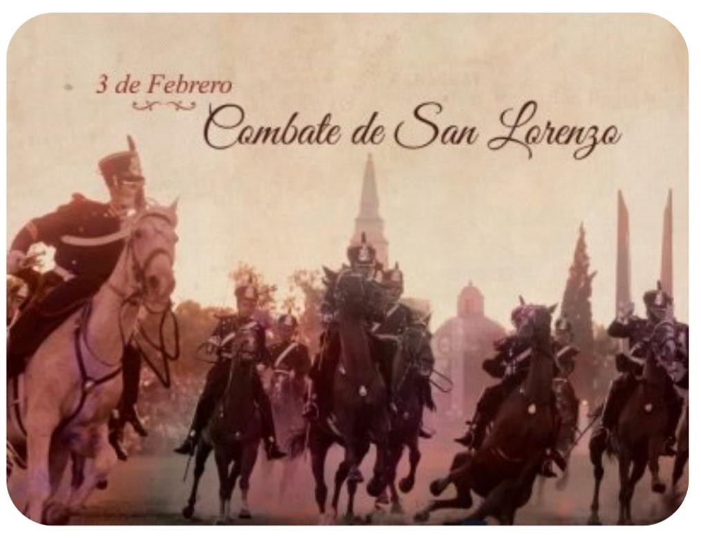 Un día como hoy se llevaba a cabo el Combate de San Lorenzo (1813)