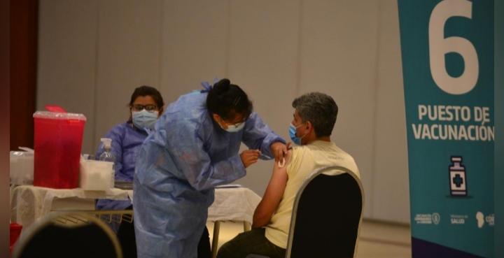 Córdoba ya aplicó el 94,2% de las vacunas recibidas desde la Nación